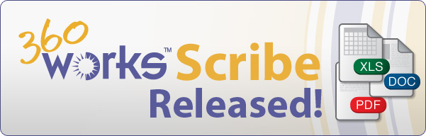 360Works Scribe Released!